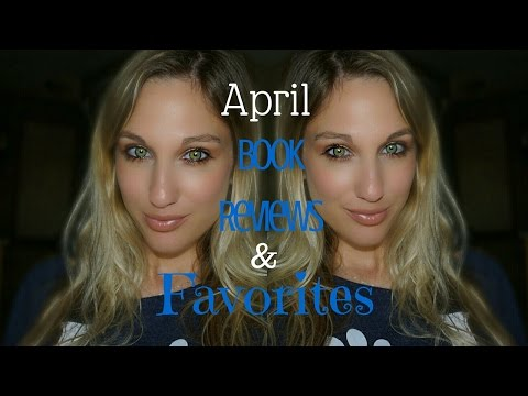 April Book Reviews & Favorites ▏ Chick Lit Plus