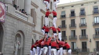 """Live! castellers de barcelona """"2d8f""""  (17-06-2018)"""