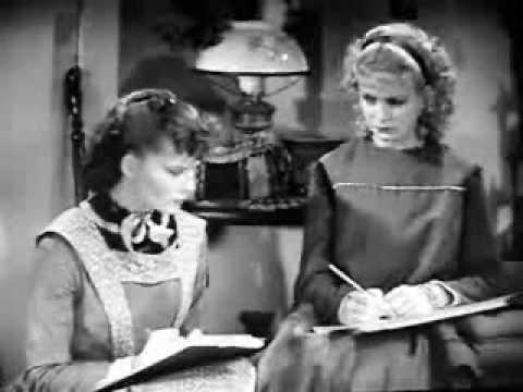 Katharine Hepburn...Little Women (Fire within me)