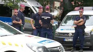 Raktár égett Budapesten