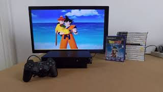 Playstation 2 - Dragon Ball Z Budokai
