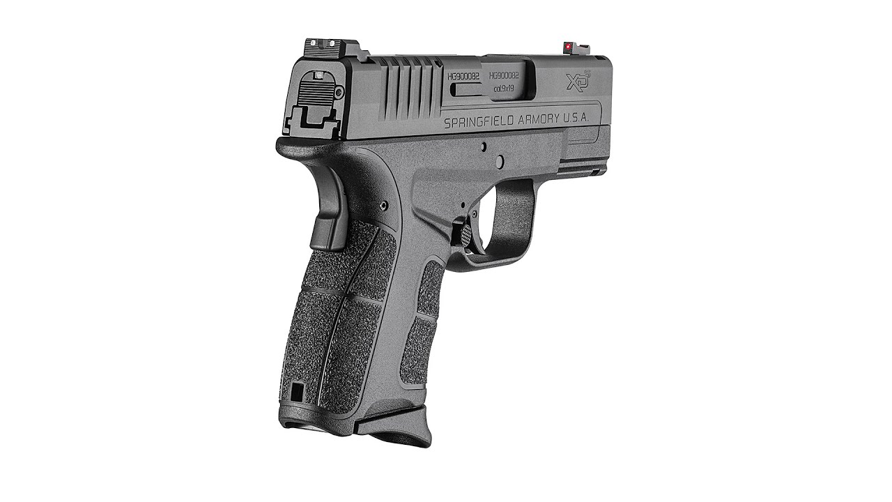 Introduction and Range Time with the Springfield Armory XDs