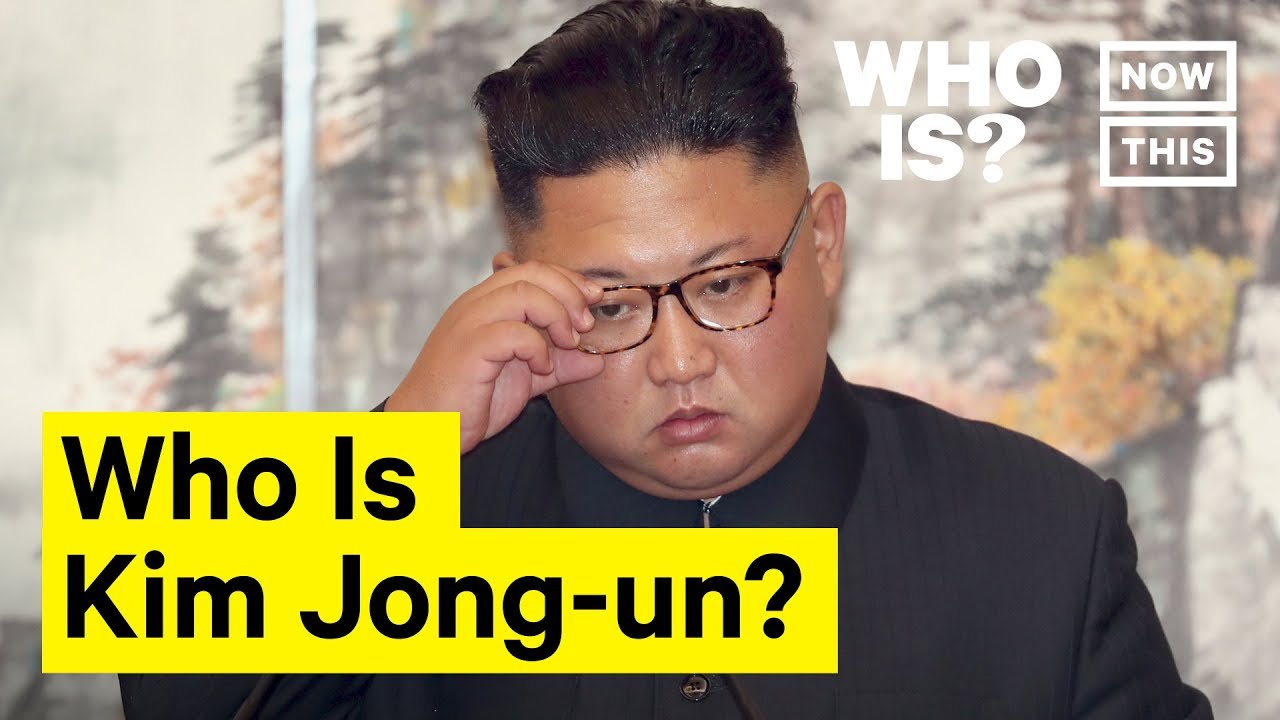 Who Is Kim Jong-un? Narrated By Aisha Tyler   NowThis