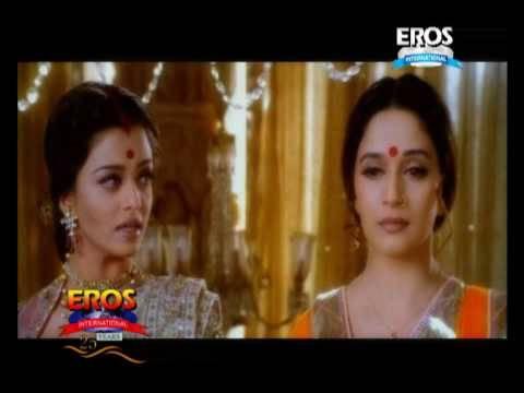 Making of (Devdas) | Madhuri Dixit, Aishwarya Rai & Shah
