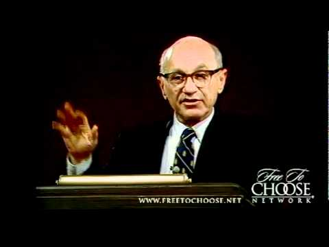 Milton Friedman Schools Young Idealist (Stanford)