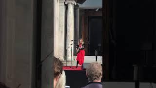 Sofia Karlsson - Nådens År - Nationalmuseum - Stockholm - 2018-10-13 (Ulf Lundell)