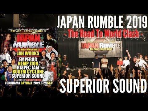 JAPANRUMBLE2019 SUPERIORパート