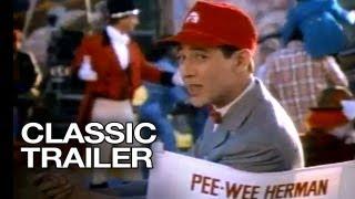 Big Top Pee-wee (1988) Official Trailer #1 - Paul Reubens Movie HD