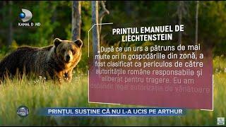 Stirile Kanal D (08.05.2021) - Printul sustine ca nu l-a ucis pe Arthur! | Editie de seara