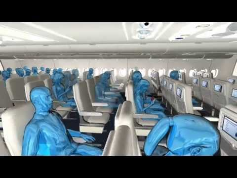 Rockwell Collins ARINC Cabin Connect In-Flight Broadband | Airline Satellite Communications (SATCOM)