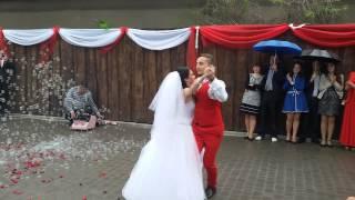 На свадьбе в Новой Ушице у друга Сергея, танец