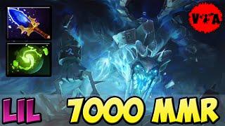 Dota 2 - Lil 7000 MMR Plays Visage vol #1 - Ranked Match(Мой Twitch : http://www.twitch.tv/variousartistyt Если вам нравятся мои видео, то я буду очень рад вашей поддержке, каждому рубли..., 2015-11-23T16:31:20.000Z)
