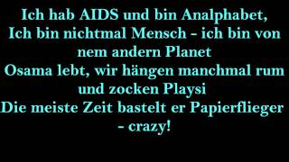 Genetikk - König der Lügner (Lyrics)
