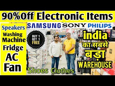 90% OFF 🔥CHEAPEST ELECTRONICS MARKET   AC, FRIDGE , FAN , CLOTHES, SHOES   ROCKING DEALS   GADGETS