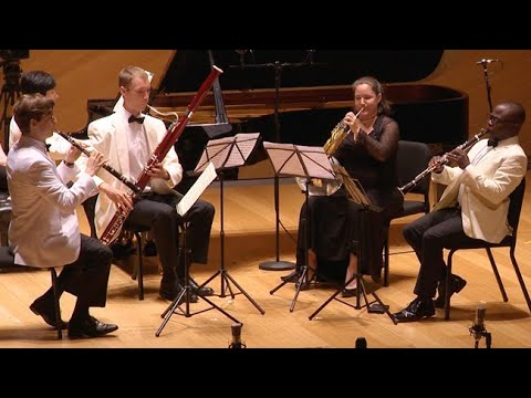 Mozart's Quintet in E-flat Major - La Jolla Music Society's SummerFest 2017