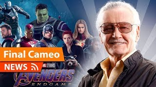 Stan Lee's Final Cameo Is in Avengers Endgame