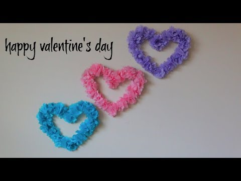 How To Make Heart Wall Hanging || Wall Decoration || Paper Craft || Inspiration Kidzone