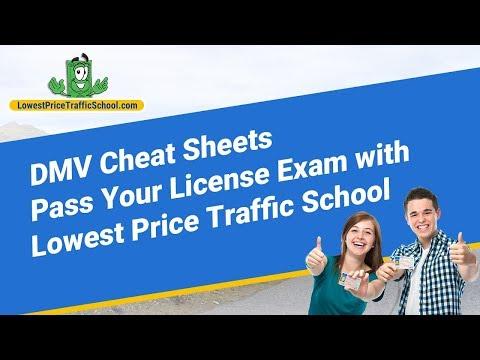 florida drivers permit cheat sheet