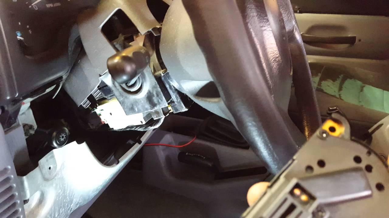 Jeep Ignition Switch Problem - best jeep cherokee key switch