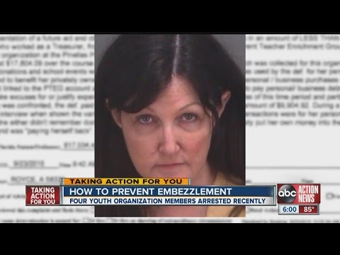 Woman accused of embezzling $18K from Pinellas Preparatory Academy Parent Teacher Enrichment Group