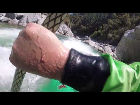 Staircase Rapid (Lower part), North Fork American River, 640 cfs, May 2018