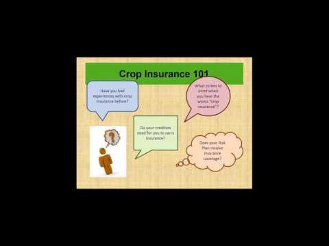 Whole Farm Revenue Protection Webinar
