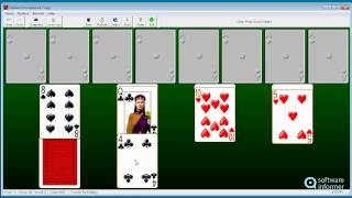 Pretty Good Solitaire quick demo
