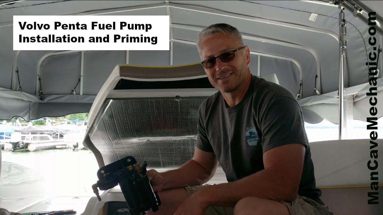 bayliner capri volvo penta fuel filter location wiring diagramvolvo penta fuel pump installation and priming youtubebayliner capri volvo penta fuel filter location 16