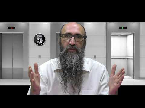 Le 5eme ETAGE, Episode 6 - Souccot : les 4 espèces... Ou bien peut-être 5 !- Rav Itshak Peretz