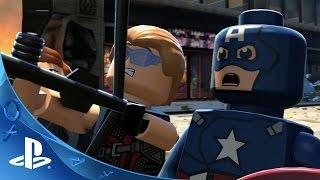 LEGO Marvel's Avengers - Gameplay Trailer | PS4, PS3, PS Vita