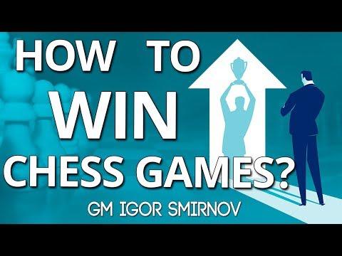 How To Win Chess Games 🔑GM Igor Smirnov (7 Keys To Victory)