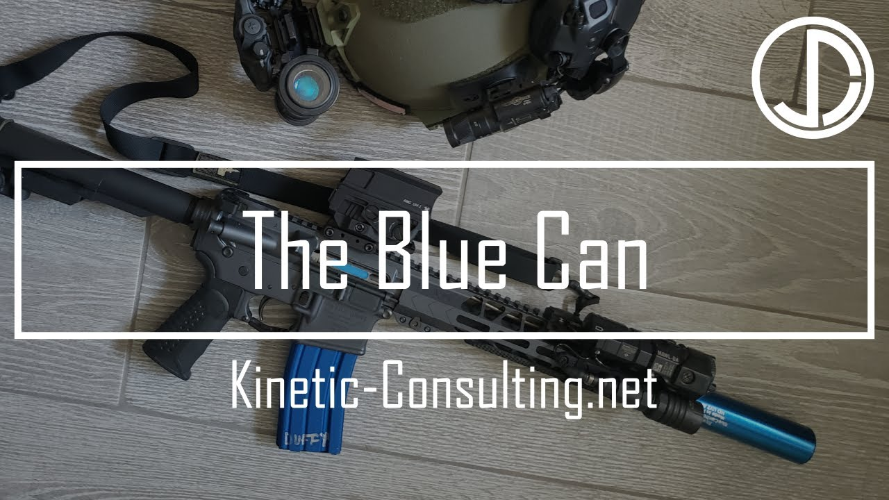 What is a Blue Can?