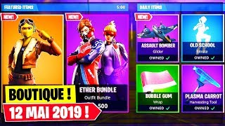 "🔴 NEW SKIN ""VÉLOCITÉ"" IN THE MAY 12 ON Fortnite!"