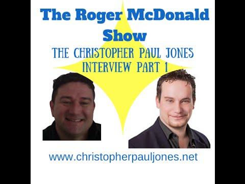 Christopher Paul Jones Interview Part 1 The Breakthrough Expert
