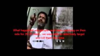 Narendra Modi Confesses His Role in Gujarat Massacre