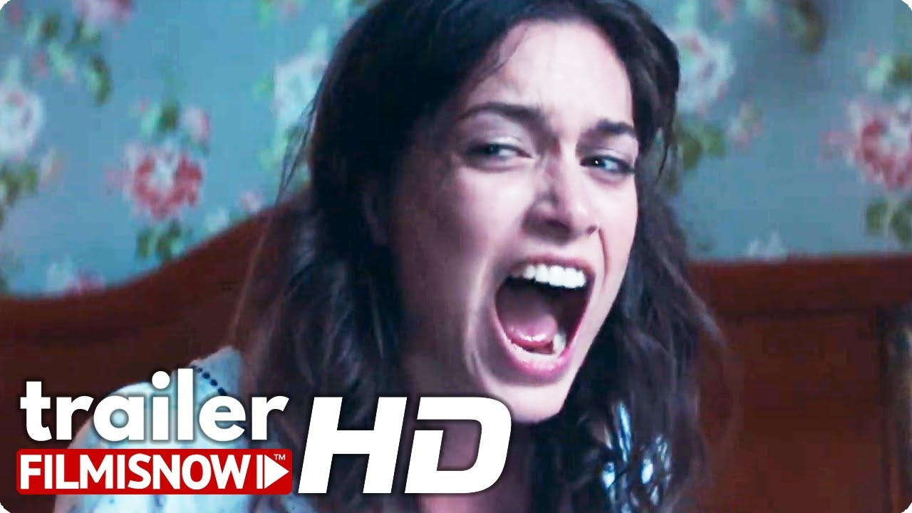 Download SKIN WALKER Trailer (2020) Amber Anderson Thriller Movie