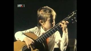 Ana Vidovic childhood