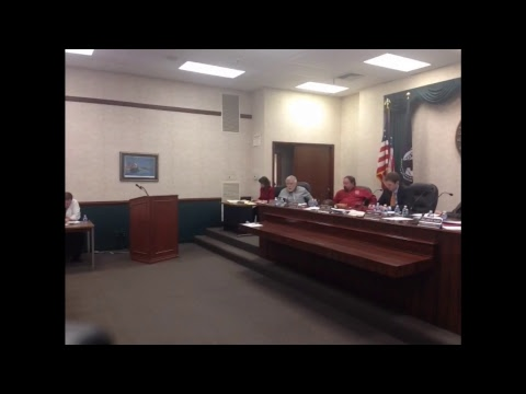 Allegany County Board of County Commissioners Public Business Meeting