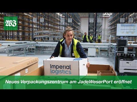 Neues Verpackungszentrum Eröffnet  | Wilhelmshavener Zeitung