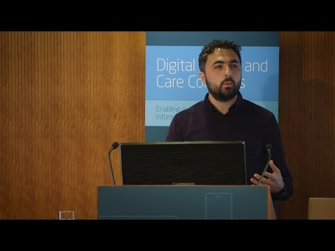 Mustafa Suleyman–New Ways for Technology to Enhance Patient Care– King's Fund 5th July 2016