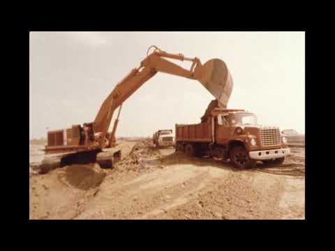 Koehring For Mass Excavation