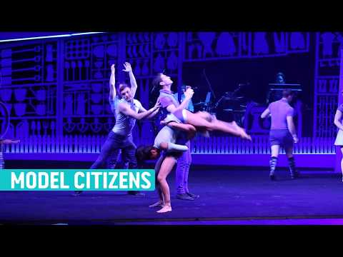 Circus Oz and Sydney Festival present Model Citizens - 2018