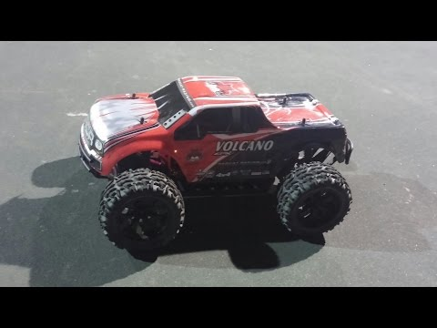 Redcat Volcano EPX 1/10 Scale Electric Monster Truck