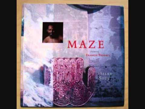 Maze & Frankie Beverly  -  Can't Get Over You