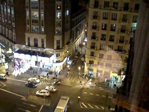 View el corte ingl s callao madrid cafe youtube for El corte ingles callao