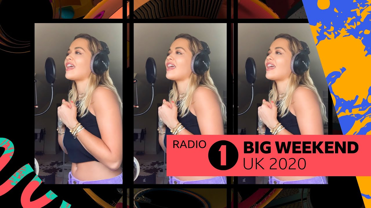 Download Rita Ora - Lonely Together/Anywhere (Radio 1's Big Weekend 2020)