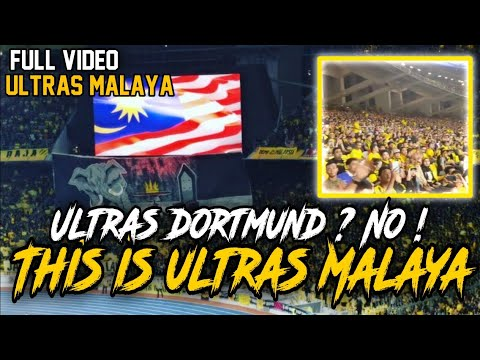 ULTRAS MALAYA IN ACTION | FULL VIDEO | MALAYSIA VS THAILAND | AFF SUZUKI CUP 2/12/2018