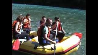 Rafting Tara 2008