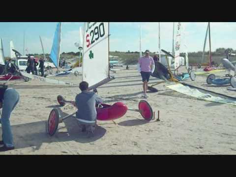 Land Sailing European Championships St Peter Ording 2009
