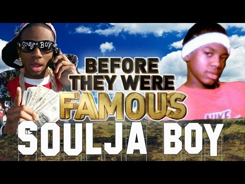 SOULJA BOY | Before They Were Famous | Biography